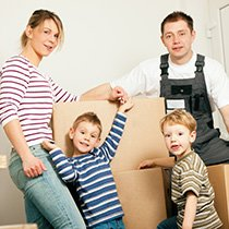 Domestic Relocation Highams Park